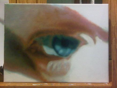 The Artist's Eye - details